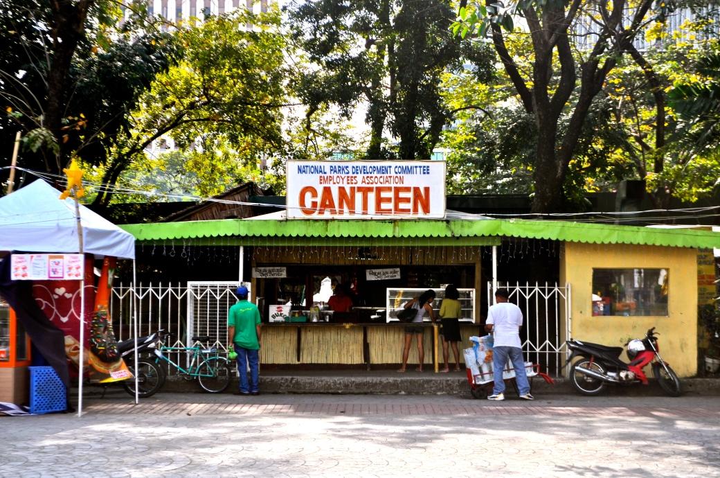 The Canteen, Manila.