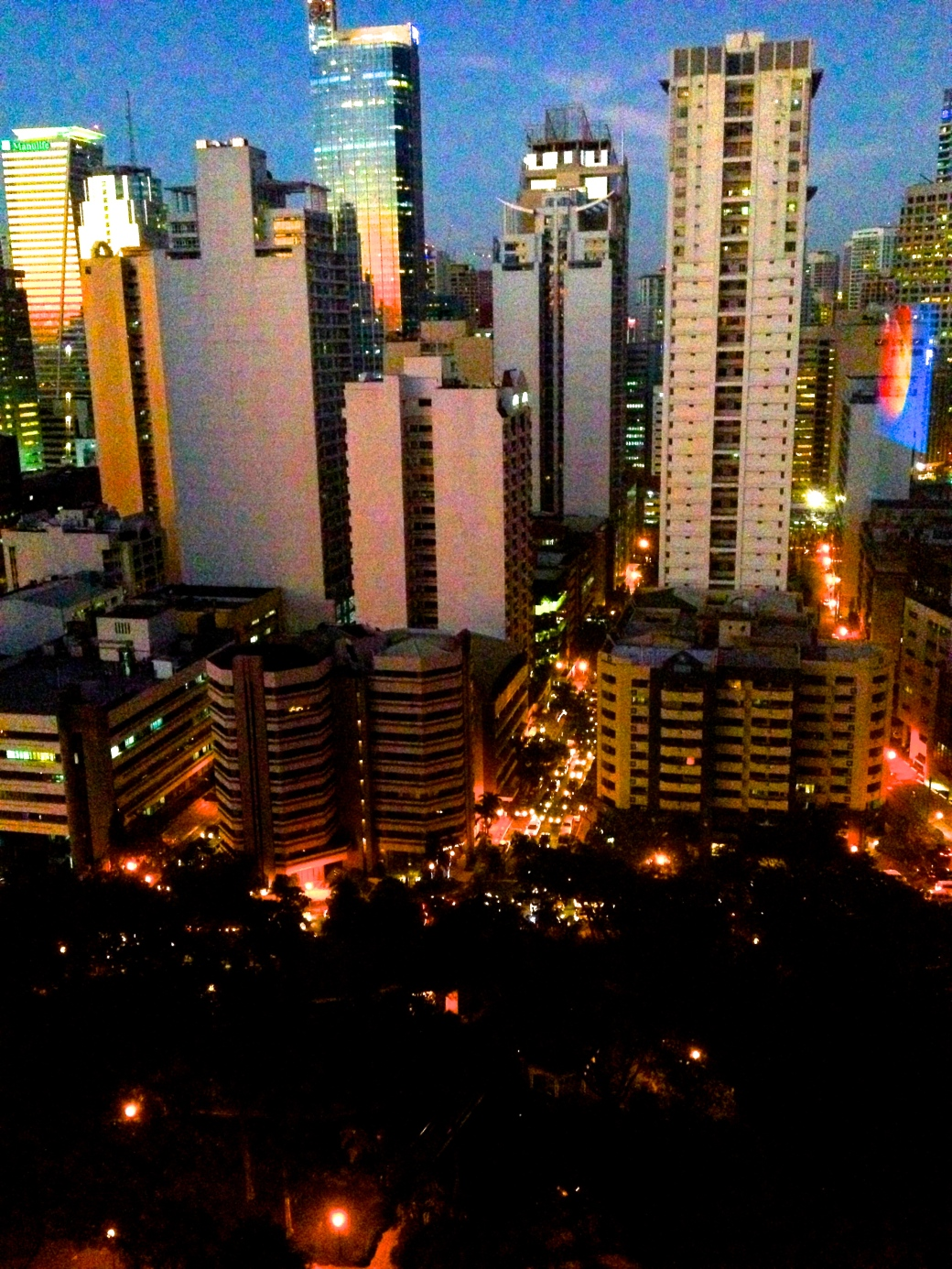 After Dark, Makati City, The Philippines