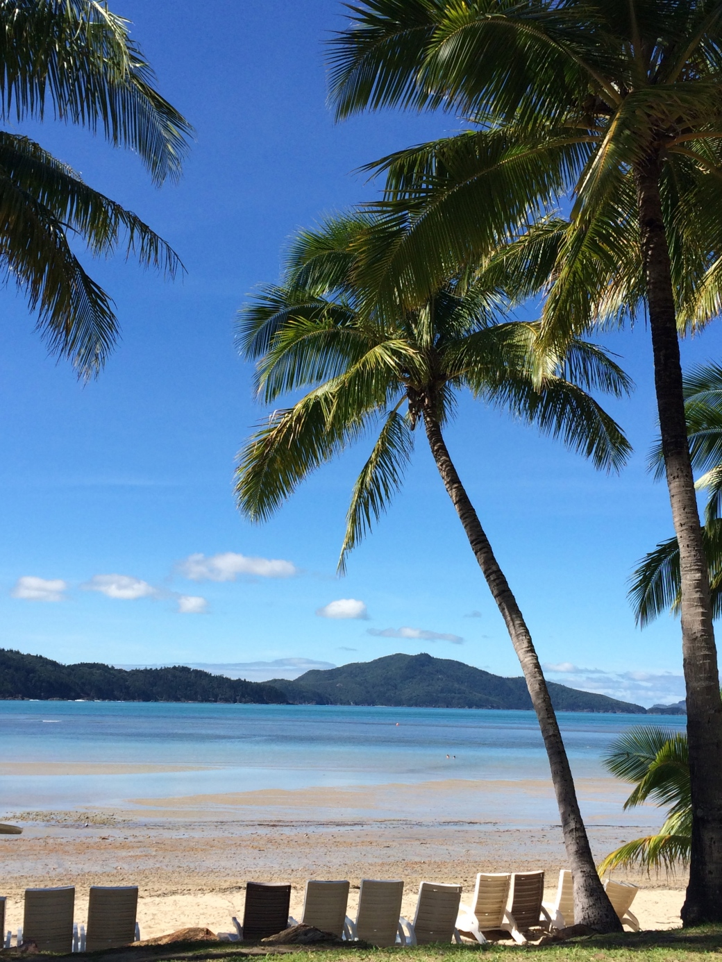 Catseye Beach, Hamilton Island, Autralia