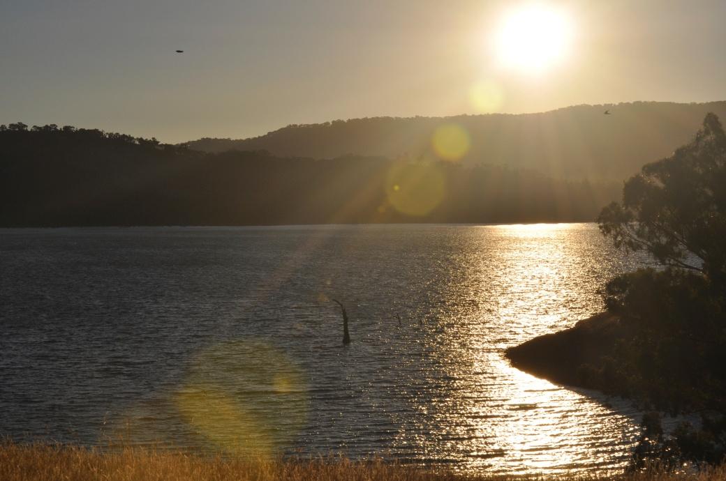 Lake Eildon Lookout, Rural Victoria, Australia