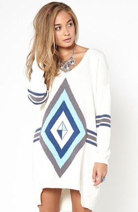 Long Haul Knit Dress 89